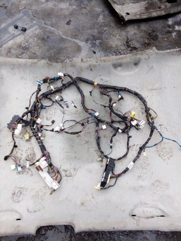 Проводка салона Citroen C-Crosser 4B12 2010 (б/у)