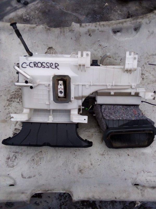 Корпус печки Citroen C-Crosser 4B12 2010 (б/у)