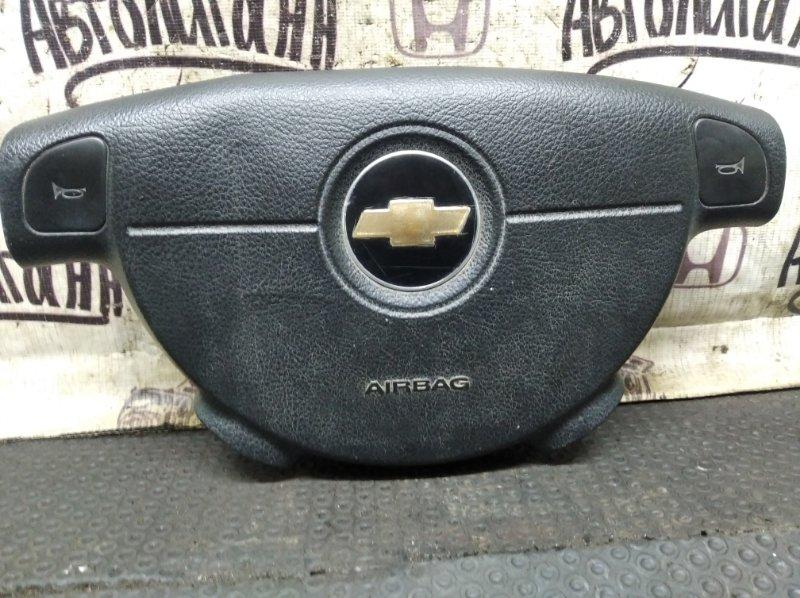 Подушка в руль Chevrolet Aveo T 250 F14D4 2010 (б/у)