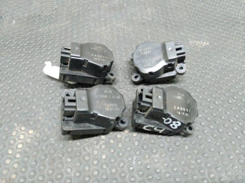 Привод управления заслонкой Citroen C4 2008 (б/у)