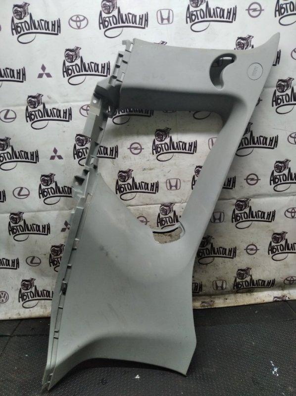 Обшивка багажника Citroen C-Crosser 4B12 2010 задняя правая (б/у)