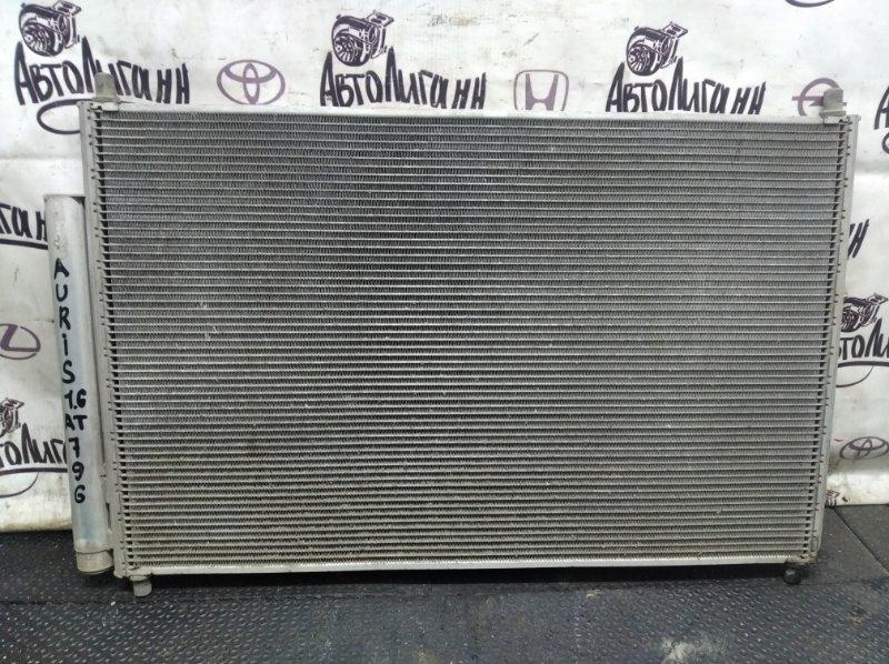 Радиатор кондиционера Toyota Auris 1ZR 2011 (б/у)