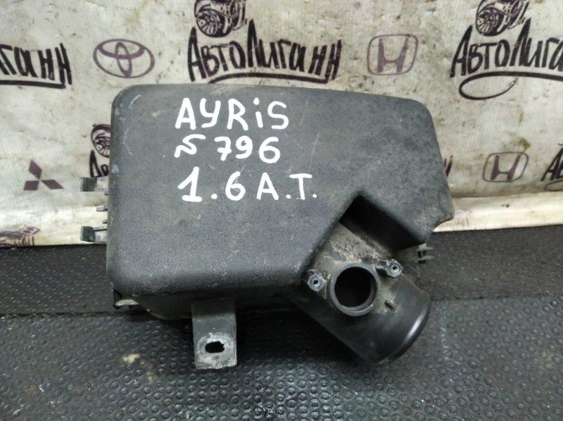 Корпус воздушного фильтра Toyota Auris 1ZR 2011 (б/у)