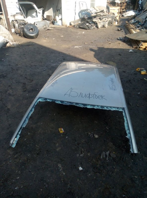 Крыша Skoda Octavia A5 CAX 2010 (б/у)