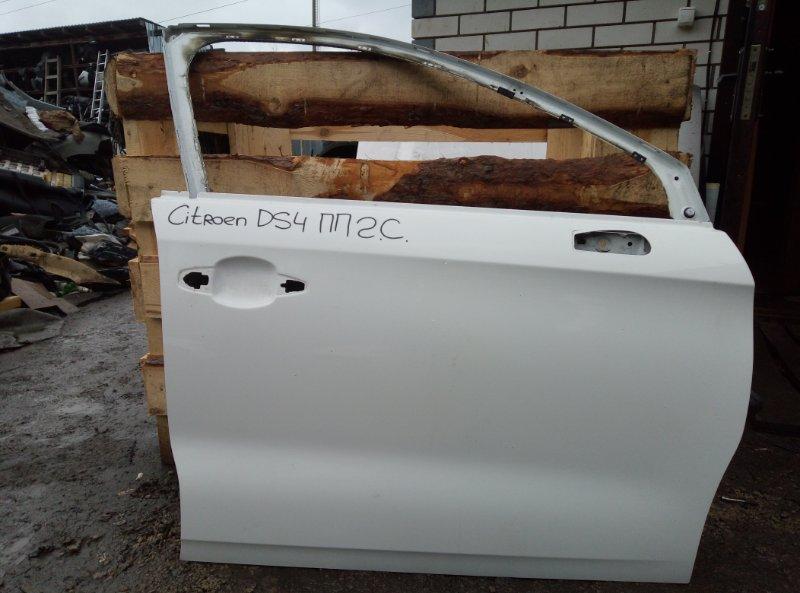 Дверь Citroen Ds4 EP6CDTMD 2013 передняя правая (б/у)