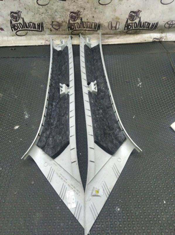 Обшивка стойки лобового стекла Skoda Rapid CFN 2014 (б/у)