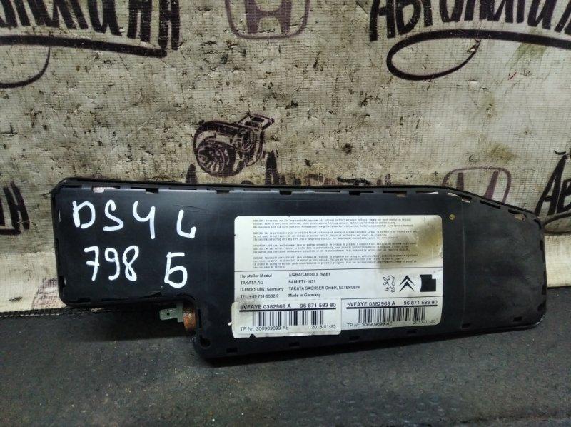 Подушка безопасности Citroen Ds4 EP6CDTMD 2013 левая (б/у)