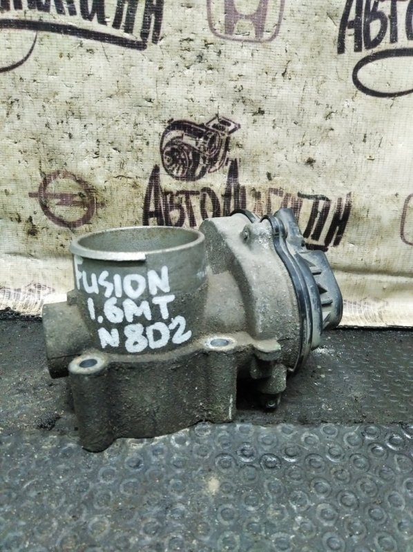Дросельная заслонка Ford Fusion FYJB 2007 (б/у)