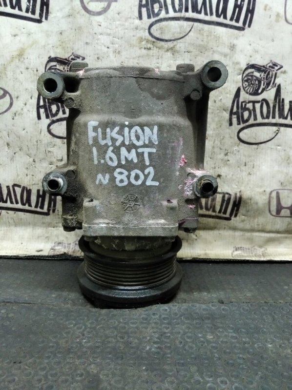 Компрессор кондиционера Ford Fusion FYJB 2007 (б/у)