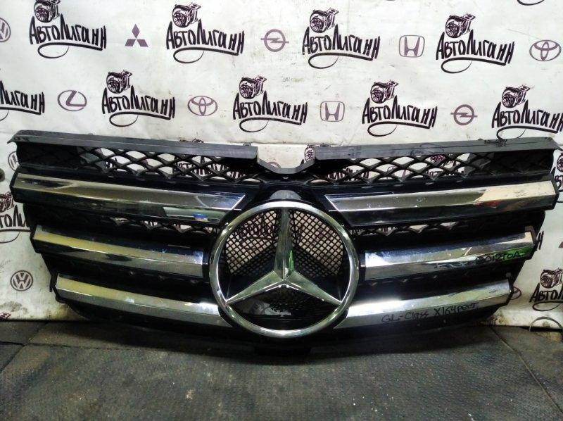 Решетка радиатора Mercedes Benz Gl-Class Х164 2012 (б/у)
