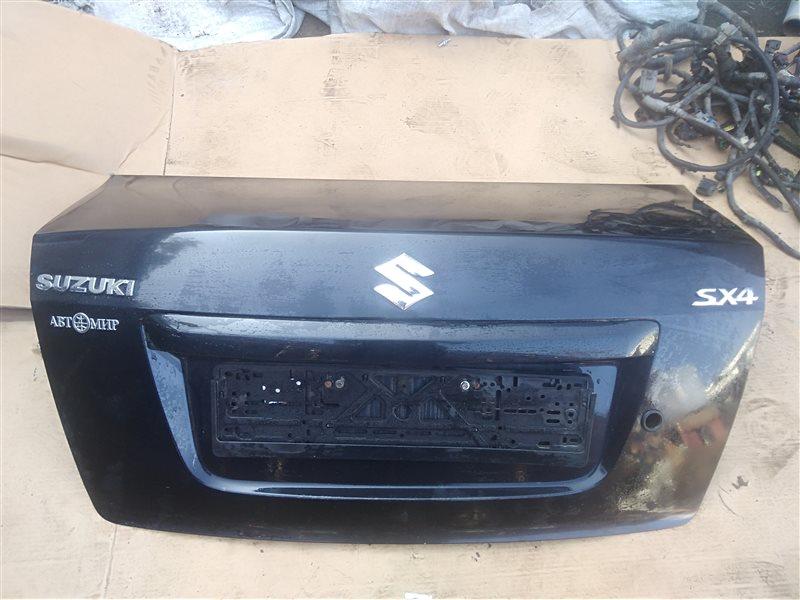 Крышка багажника Suzuki Sx 4 СЕДАН 2009 (б/у)