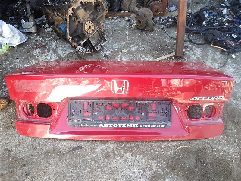 Крышка багажника Honda Accord 7 2007 (б/у)