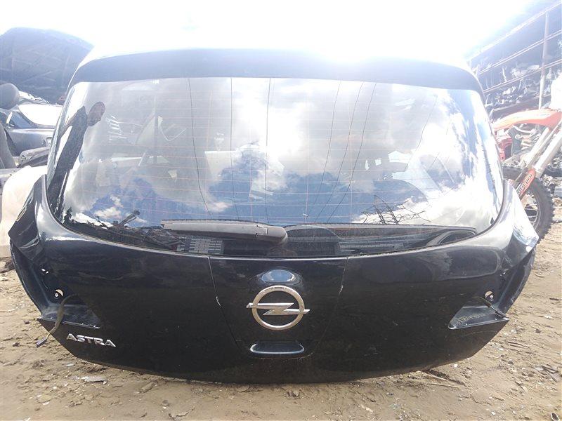Крышка багажника Opel Astra J 2012 (б/у)