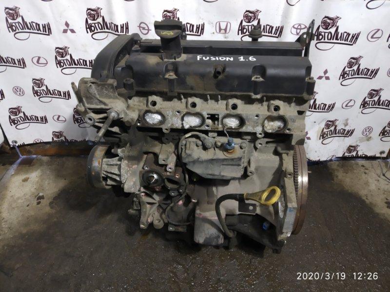 Двигатель Ford Fusion FYJB 2007 (б/у)