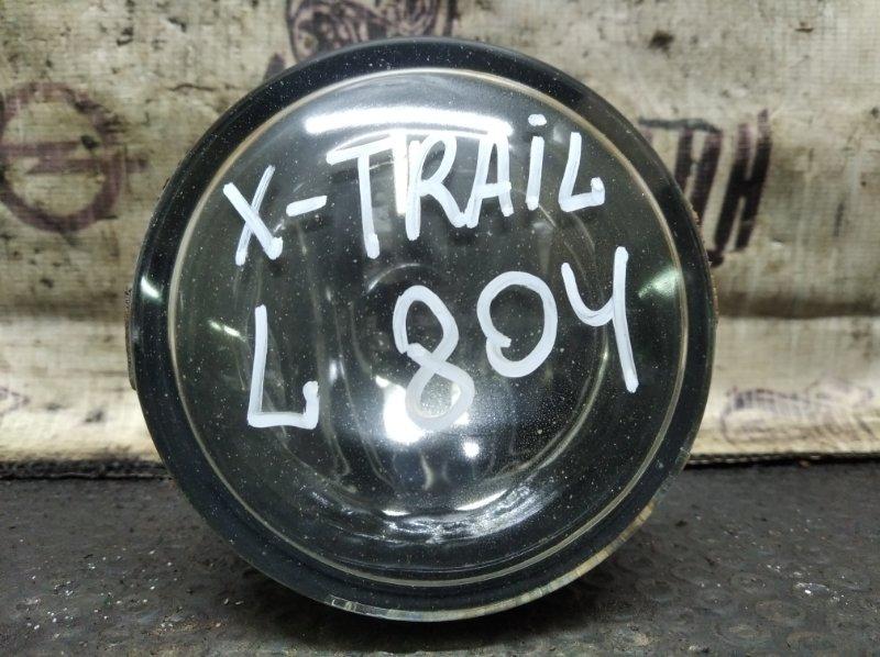 Фара противотуманная Nissan X-Trail MR20 2011 передняя левая (б/у)