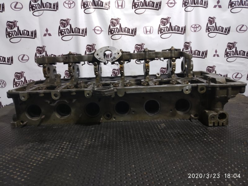 Головка блока цилиндров Bmw X5 E70 N52B30AF (б/у)