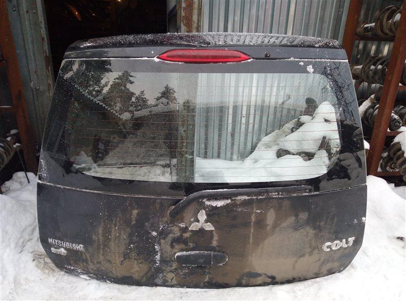 Крышка багажника Mitsubishi Colt 2008 (б/у)
