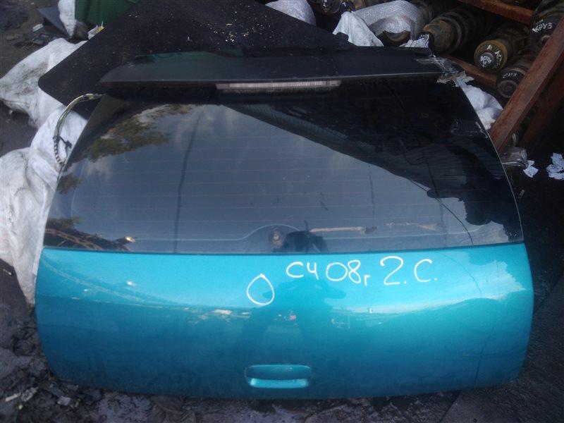 Крышка багажника Citroen C4 ХЭТЧБЕК 2008 (б/у)