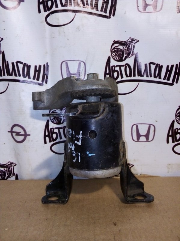 Подушка двигателя Ford Fiesta Mk6 1.6 РОБОТ 2015 правая (б/у)