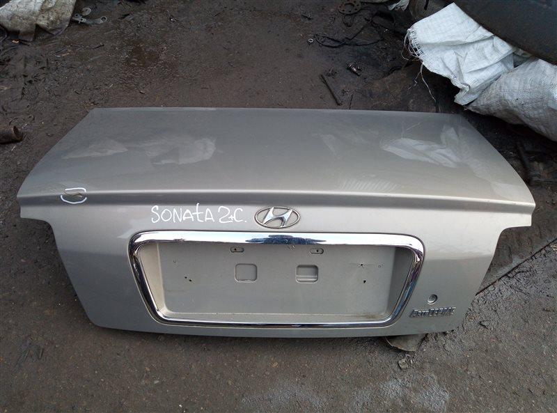 Крышка багажника Hyundai Sonata 2006 (б/у)