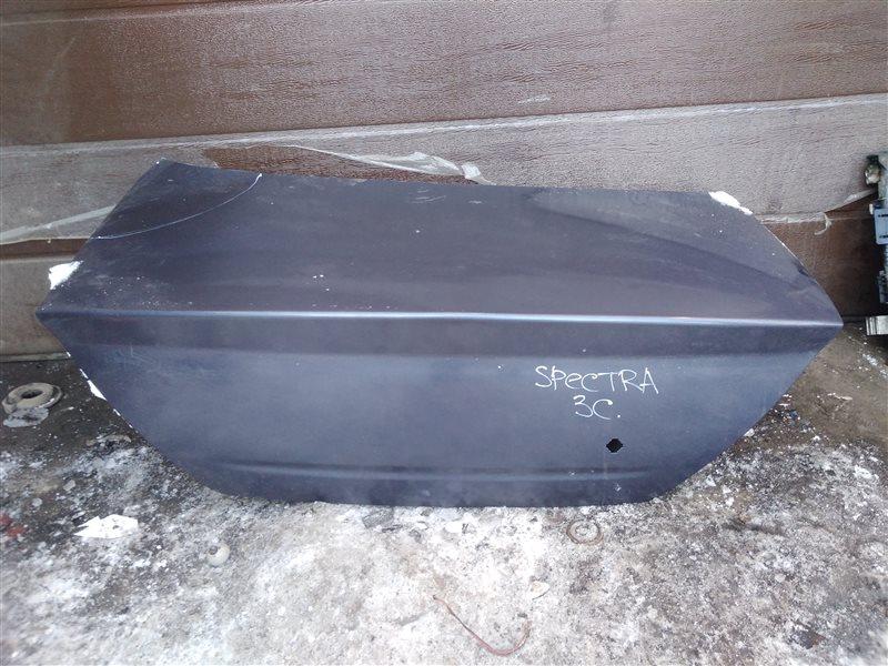 Крышка багажника Kia Spectra 2008 (б/у)