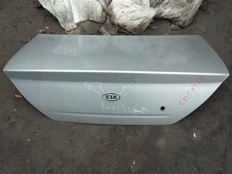 Крышка багажника Kia Spectra 2009 (б/у)