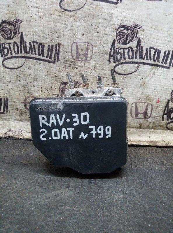 Блок abs Toyota Rav 4 Xa 30 3ZR 2012 (б/у)