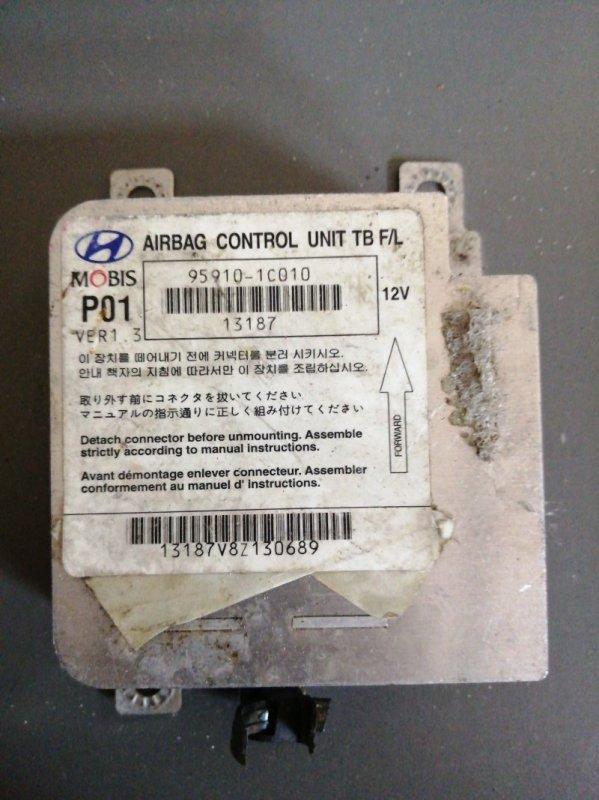 Блок srs Hyundai Getz 2008 (б/у)