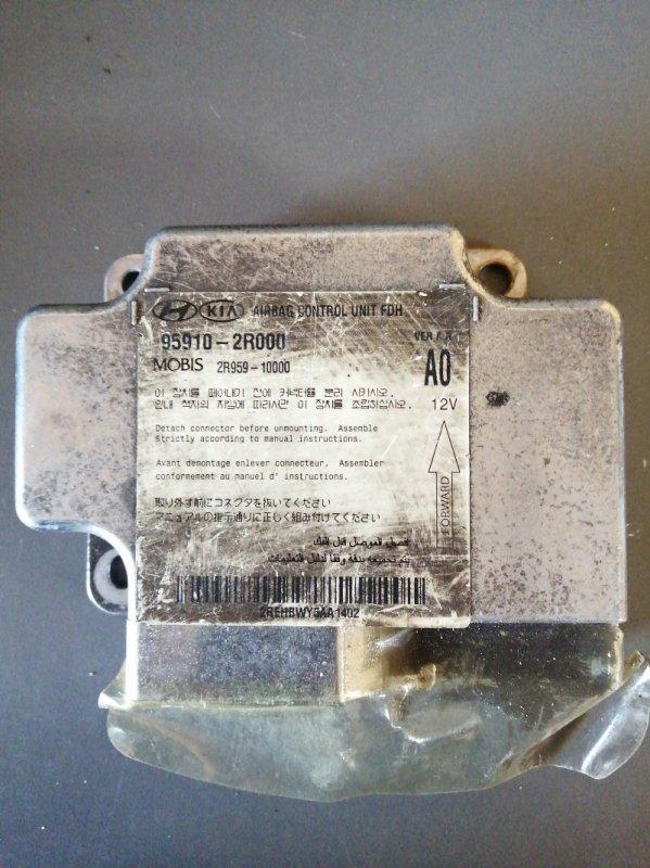 Блок srs Hyundai I30 2010 (б/у)