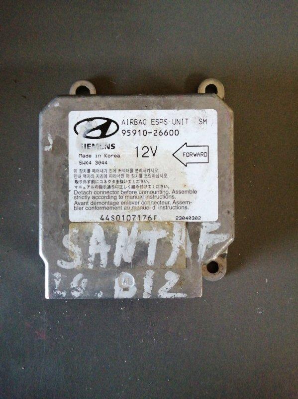 Блок srs Hyundai Santafe 2004 (б/у)
