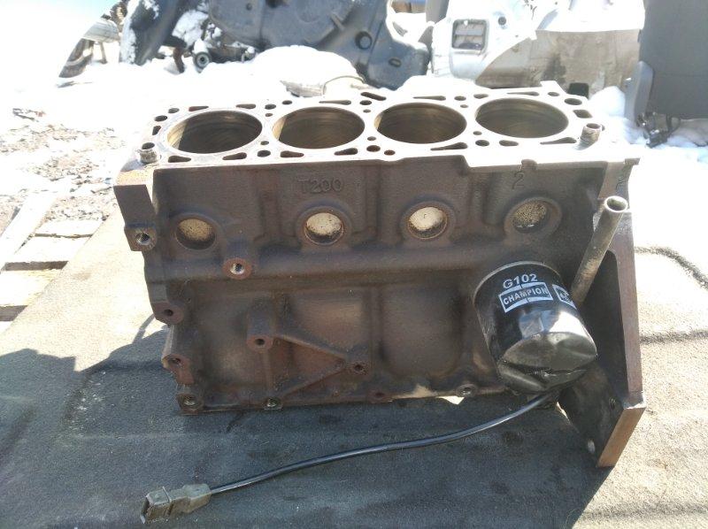 Блок цилиндров Chevrolet Lacetti 1.4 (б/у)