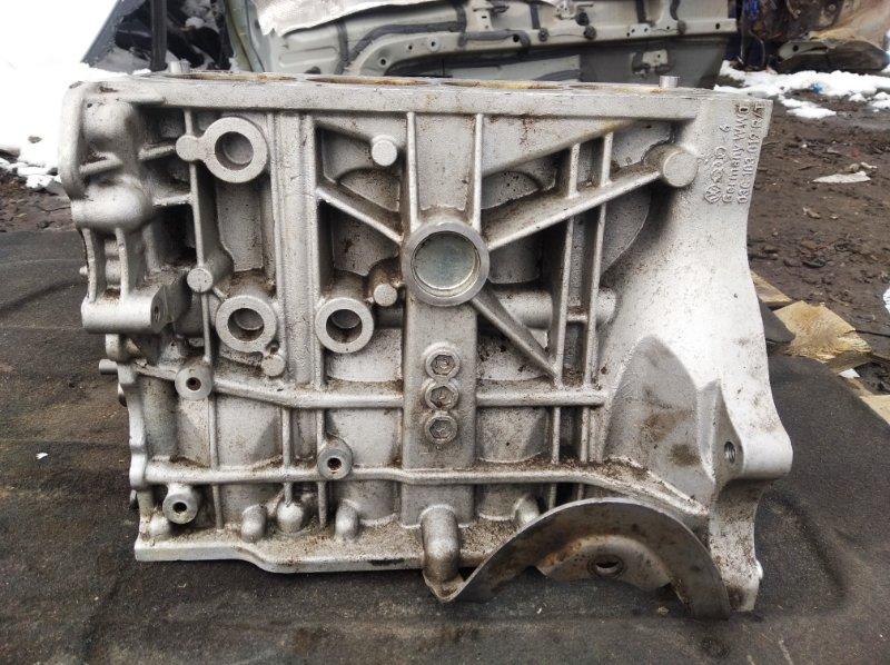 Блок цилиндров Volkswagen Polo 1.6 (б/у)