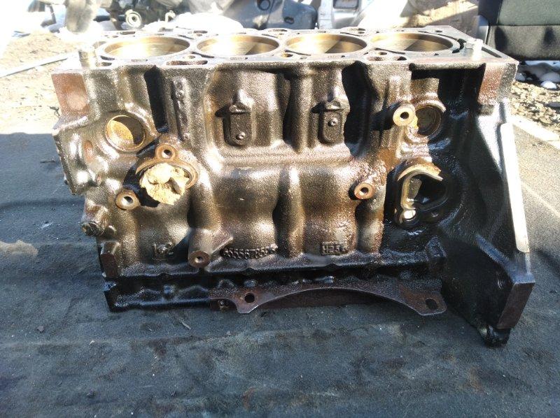 Блок цилиндров Chevrolet Aveo T300 1.6 (б/у)