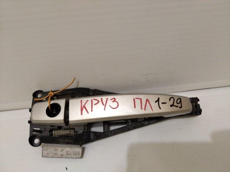 Ручка двери внешняя Chevrolet Cruze передняя левая (б/у)