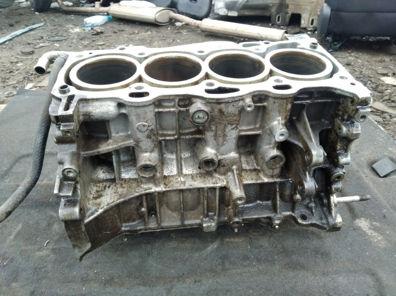 Блок цилиндров Toyota Rav 4 Xa 20 2.0 (б/у)