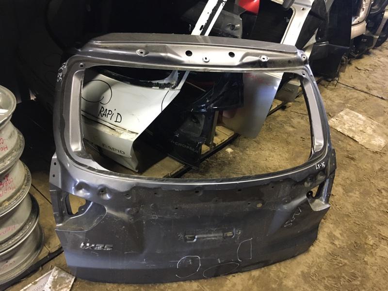 Крышка багажника Hyundai Ix35 задняя (б/у)
