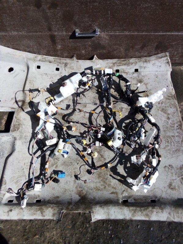 Проводка салона Toyota Corolla 150 1ZR 2008 (б/у)