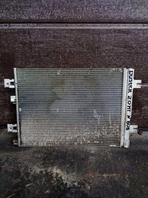 Радиатор кондиционера Renault Duster F4RA400 2012 (б/у)