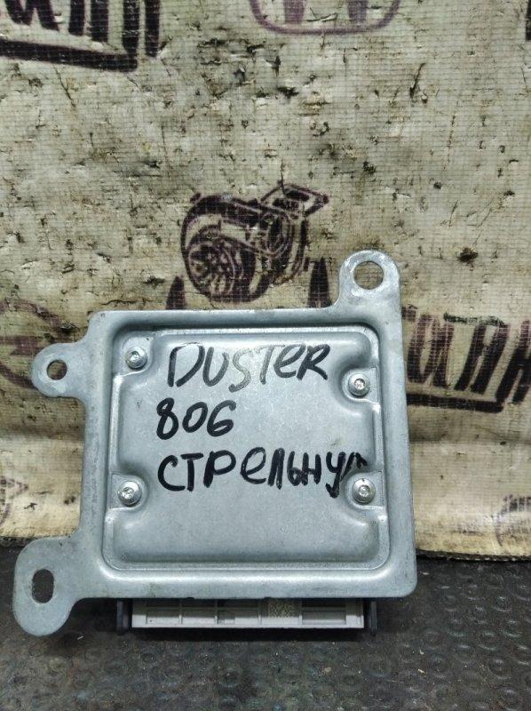 Блок srs Renault Duster H4MD430 2016 (б/у)