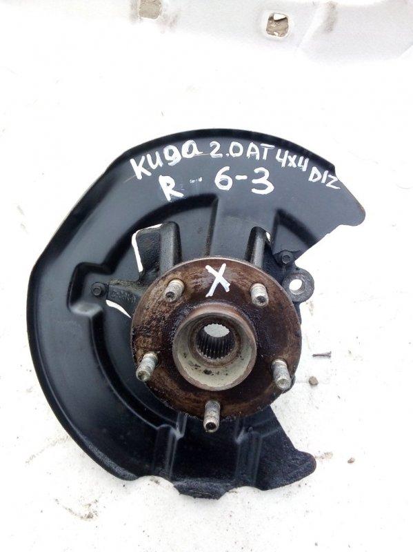 Кулак (цапфа) Ford Kuga UFDA 2012 передний правый (б/у)