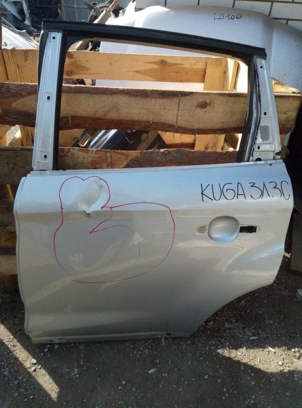 Дверь Ford Kuga UFDA 2012 задняя левая (б/у)