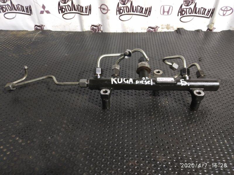 Топливная рампа Ford Kuga UFDA 2012 (б/у)