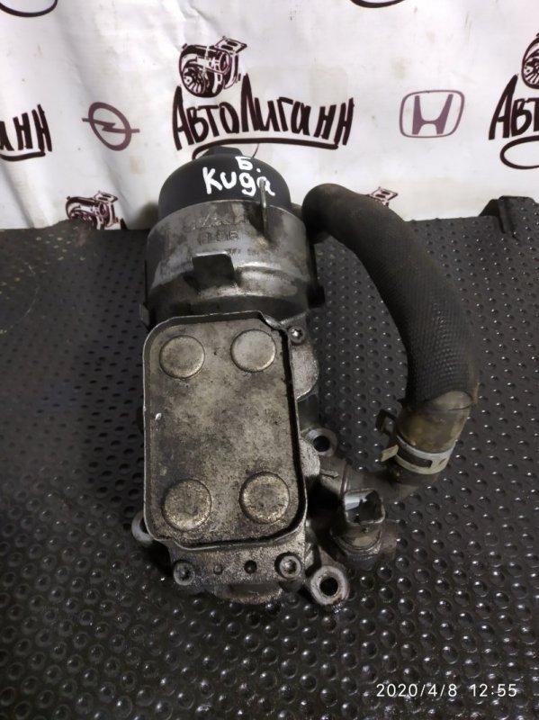 Корпус масляного фильтра Ford Kuga UFDA 2012 (б/у)