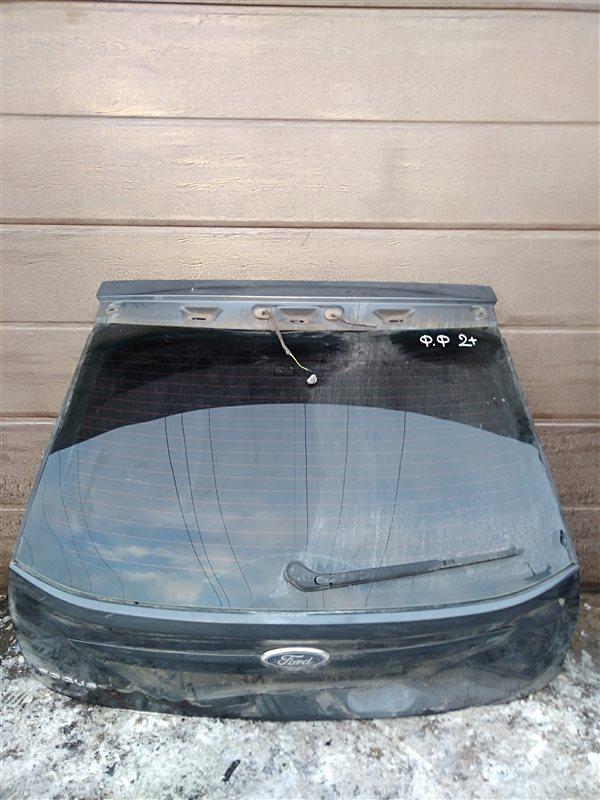 Крышка багажника Ford Focus 2 Plus ХЭТЧБЕК 2009 (б/у)