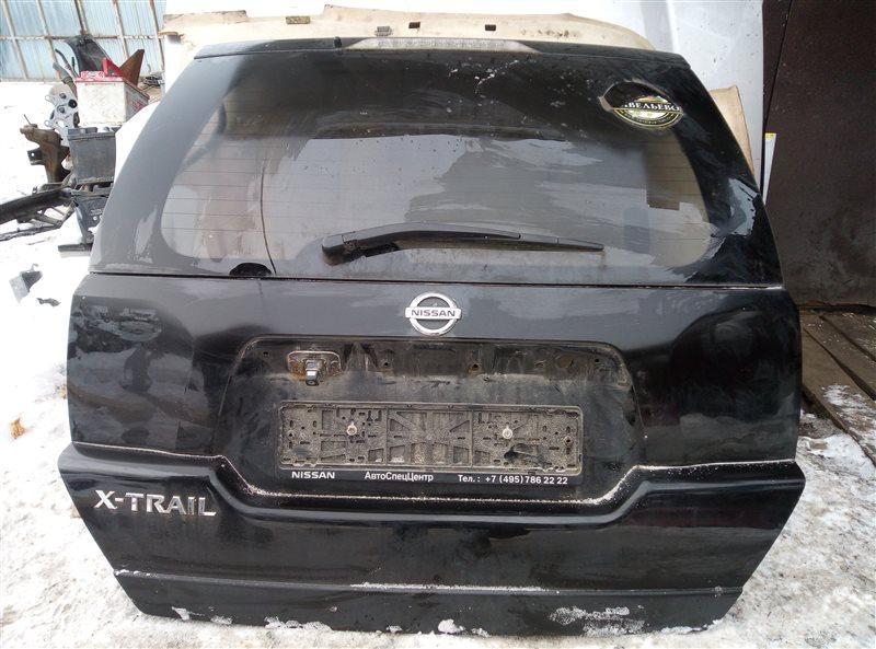 Крышка багажника Nissan X-Trail MR20 2011 (б/у)