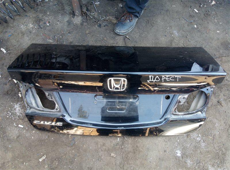 Крышка багажника Honda Civic 2008 (б/у)