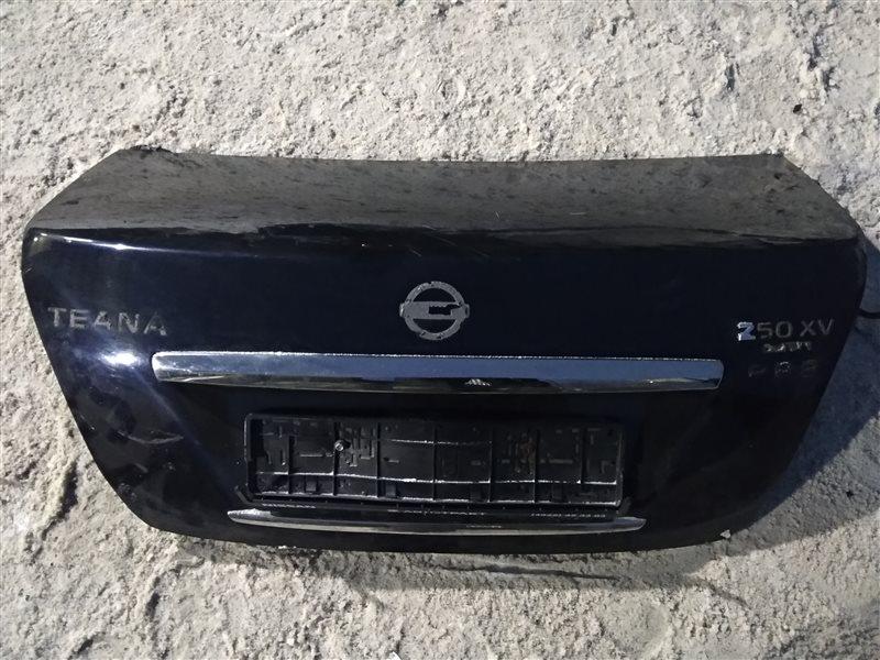 Крышка багажника Nissan Teana 2011 (б/у)