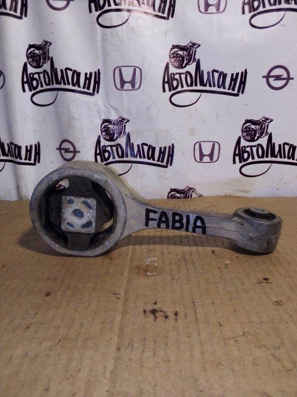 Подушка кпп Skoda Fabia 2002 (б/у)