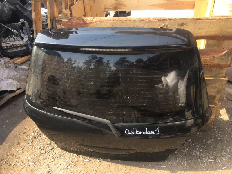 Крышка багажника Mitsubishi Outlander 1 2006 (б/у)