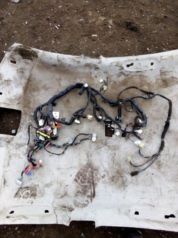 Проводка салона Chevrolet Aveo T 250 F14D4 2011 (б/у)